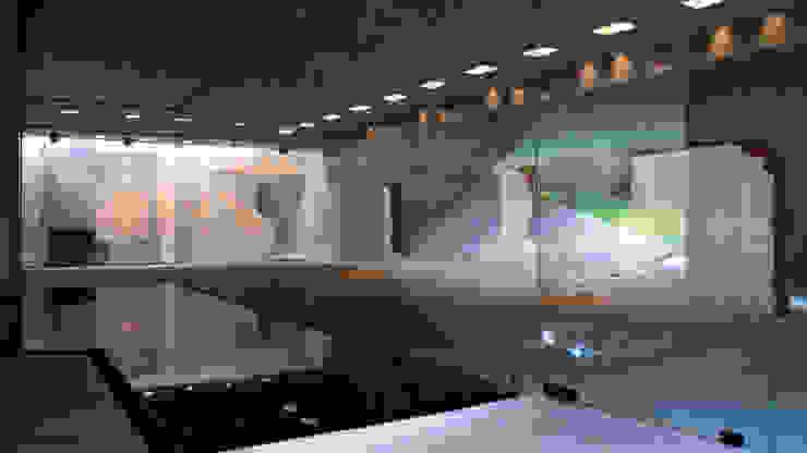 Ground floor Musées modernes par Tacoa Moderne