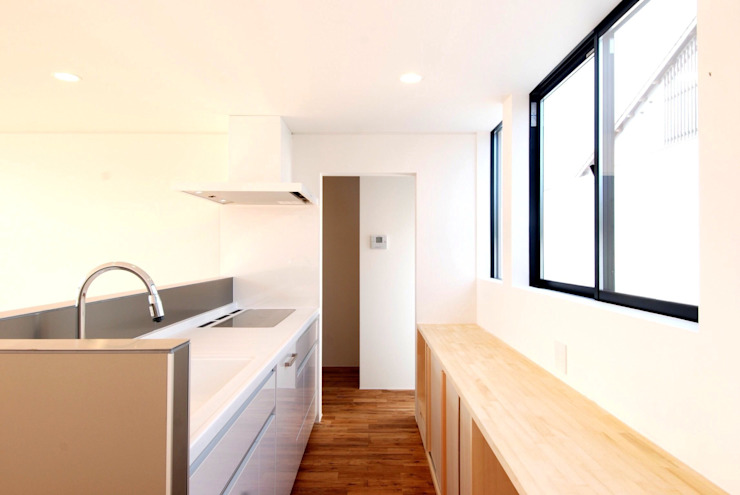株式会社PLUS CASA Modern kitchen