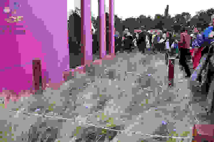2012 햄튼코트팔라스플라워쇼 트로피컬 스타일 전시장 by Garden Studio Allium 휴양지