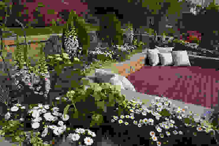 Jardines de estilo  por Garden Studio Allium