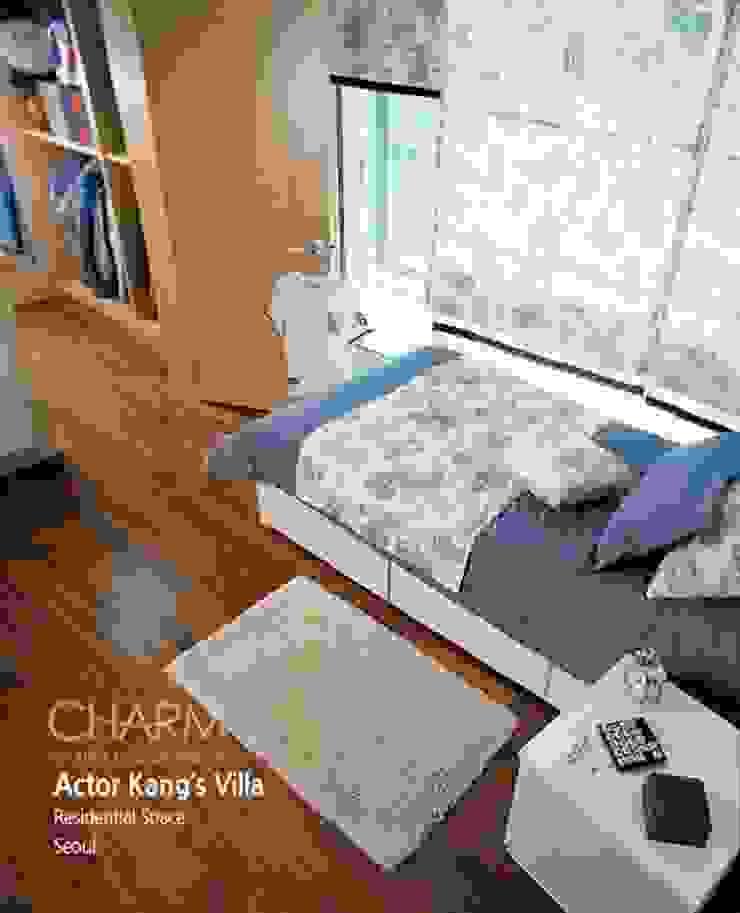 탤런트 강석우 씨 집 클래식스타일 침실 by 참공간 디자인 연구소 클래식