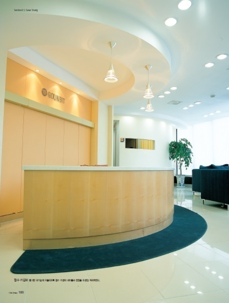 고은빛 산부인과(2002~2011) 지중해 스타일 병원 by 참공간 디자인 연구소 지중해