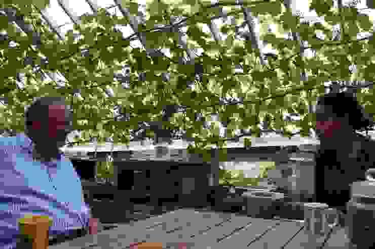 플랜트널써리 대표와 인터뷰 컨트리스타일 정원 by Garden Studio Allium 컨트리