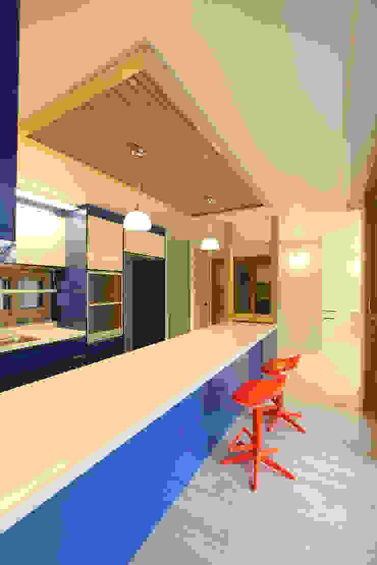 하남주택의 주방 주택설계전문 디자인그룹 홈스타일토토 모던스타일 주방