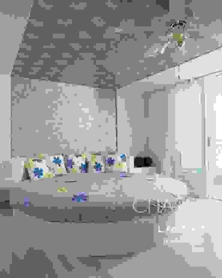 가족을 위한 L 아파트 모던스타일 거실 by 참공간 디자인 연구소 모던