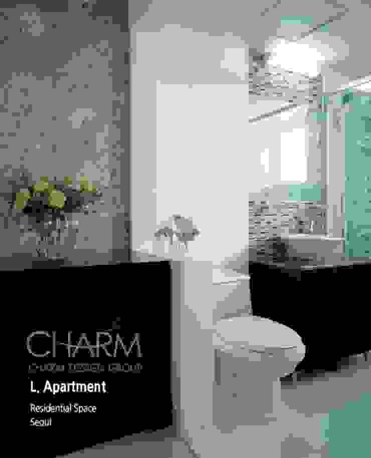 가족을 위한 L 아파트 모던스타일 욕실 by 참공간 디자인 연구소 모던