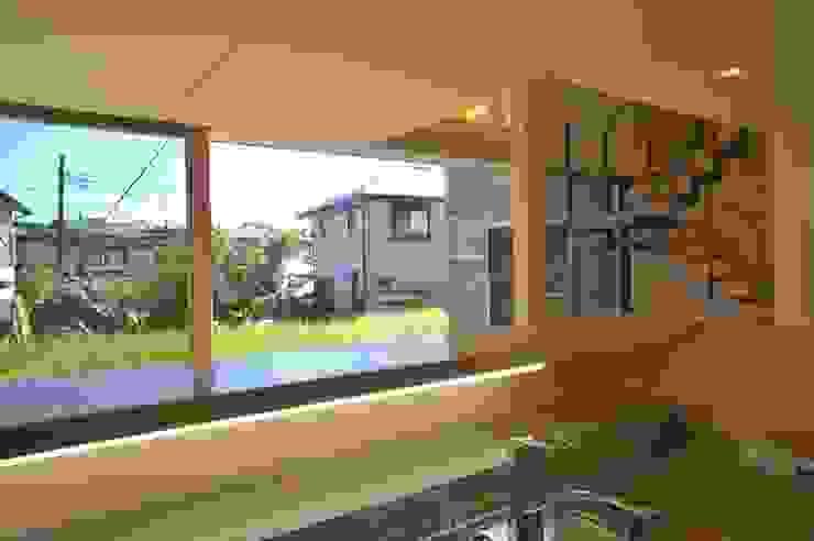 K-House 一級建築士事務所オブデザイン モダンな庭