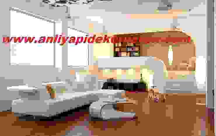 anlı yapı dekorasyon – salon dekorasyon: modern tarz , Modern