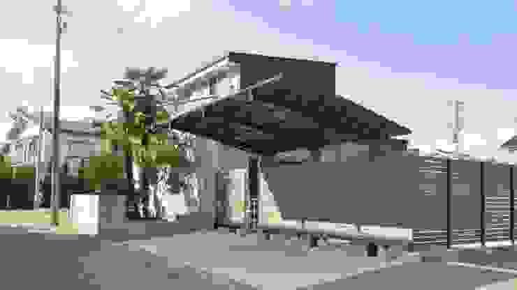 Rumah Modern Oleh 一級建築士事務所オブデザイン Modern