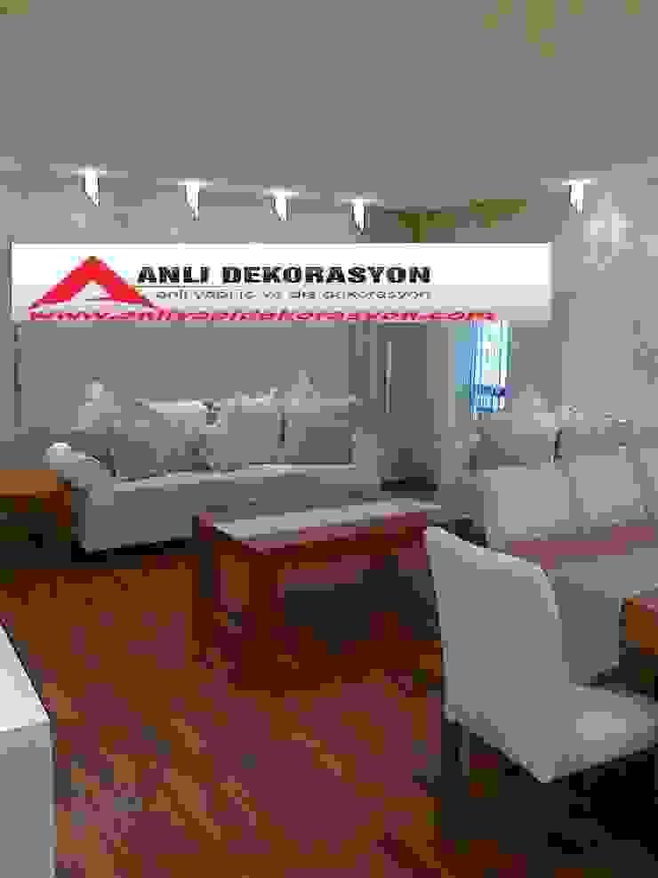 anlı yapı dekorasyon – salon dekorasyonu: modern tarz , Modern