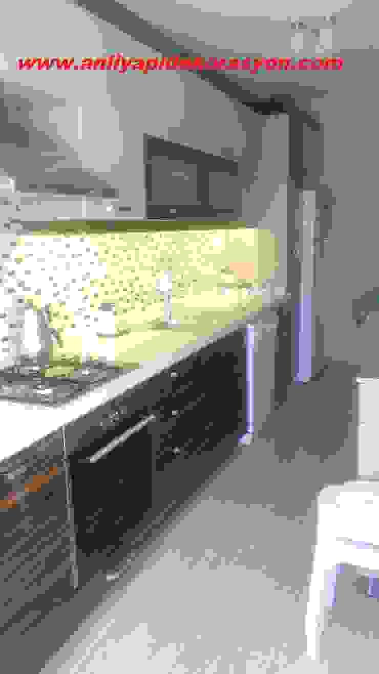 anlı yapı dekorasyon Modern Mutfak anlı yapı dekorasyon Modern