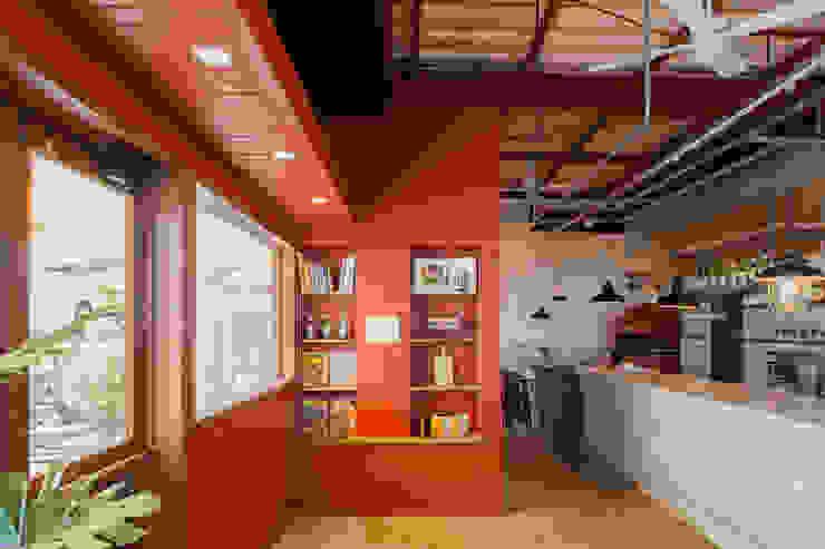 Gastronomía de estilo moderno de Innovation Studio Okayama Moderno