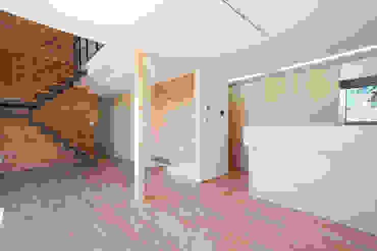 K-House 一級建築士事務所オブデザイン モダンな キッチン