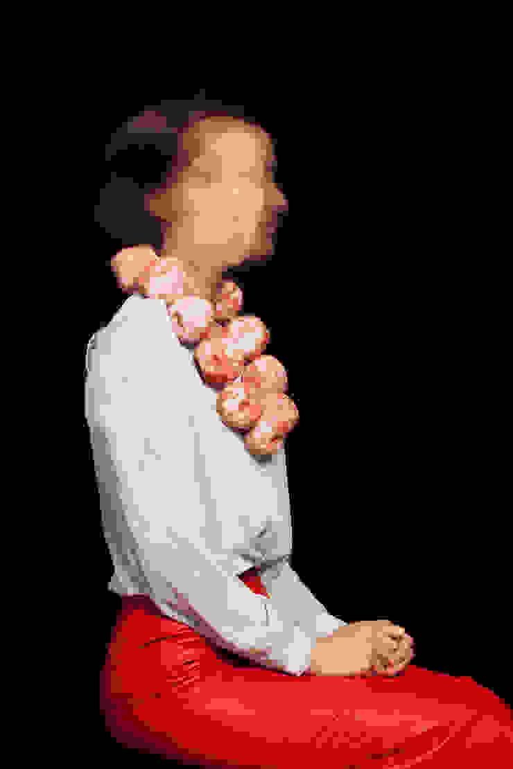 Appel collier van Nina Sajet studio Klassiek