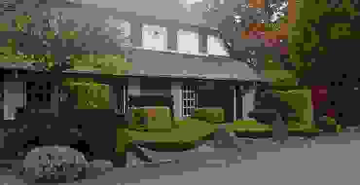 Japangarten mit Koiteich in Bremerhaven japan-garten-kultur Moderner Garten
