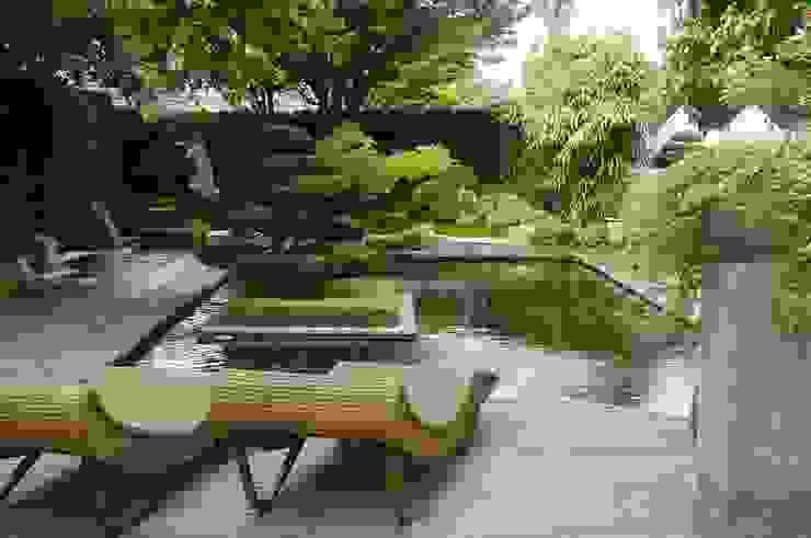 Eklektyczny ogród od japan-garten-kultur Eklektyczny
