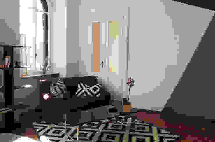 Camera matrimoniale - dopo di RE.DE.sign STUDIO
