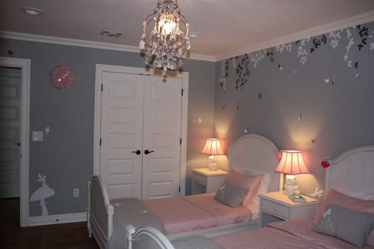 Girls' Bedroom من homify حداثي