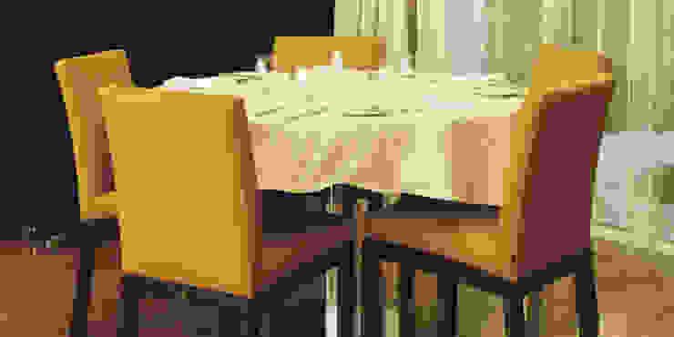 Mesa de refeição por Traço Magenta - Design de Interiores Moderno