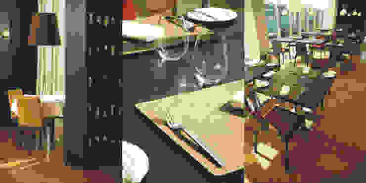 Sala de refeição por Traço Magenta - Design de Interiores Moderno