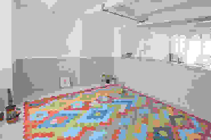 THE APPARTEMENT Minimalist bedroom by Bureau A Minimalist