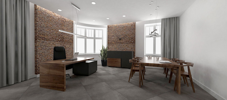 Kancelaria prawna w Bielsku-Białej od M+ DESIGN Marta Dolnicka Marchaj Nowoczesny