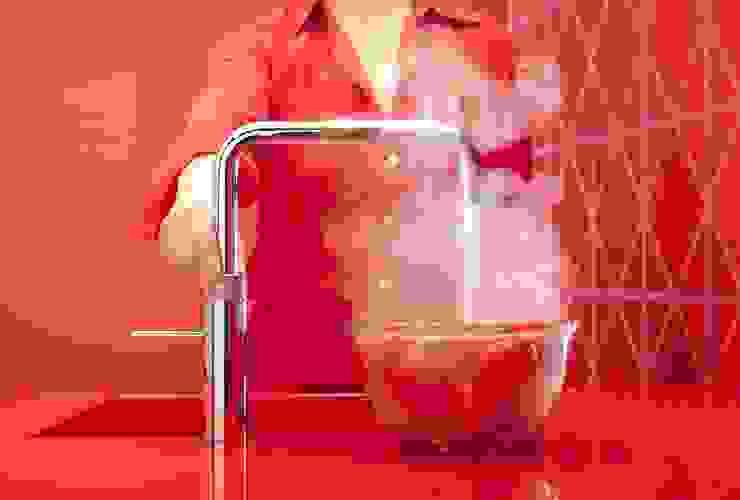Quooker Tomaten häuten: modern  von Quooker Deutschland GmbH,Modern