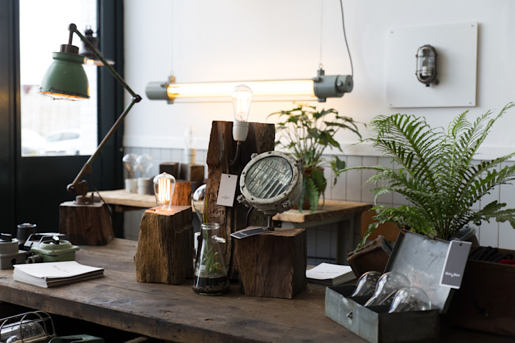Blom & Blom Store – Amsterdam Industriële winkelruimten van Blom & Blom Industrieel