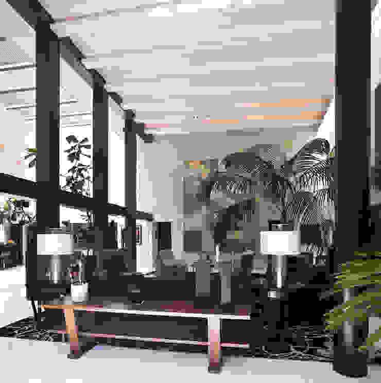 Casa H Cm2 Management Salones minimalistas
