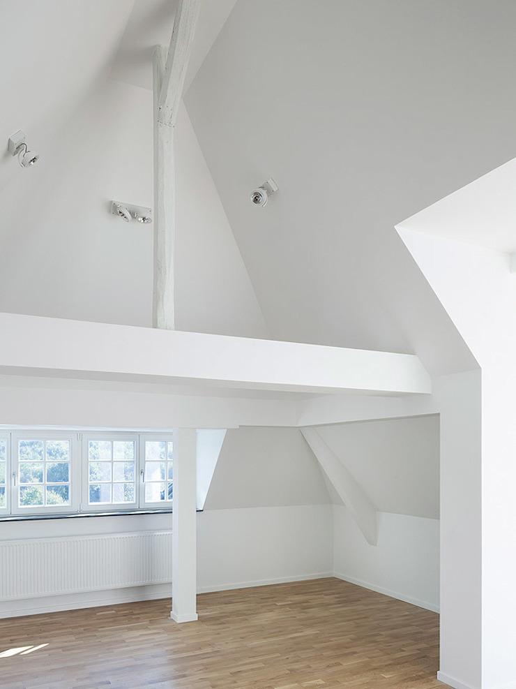 Skandella Architektur Innenarchitektur Modern living room