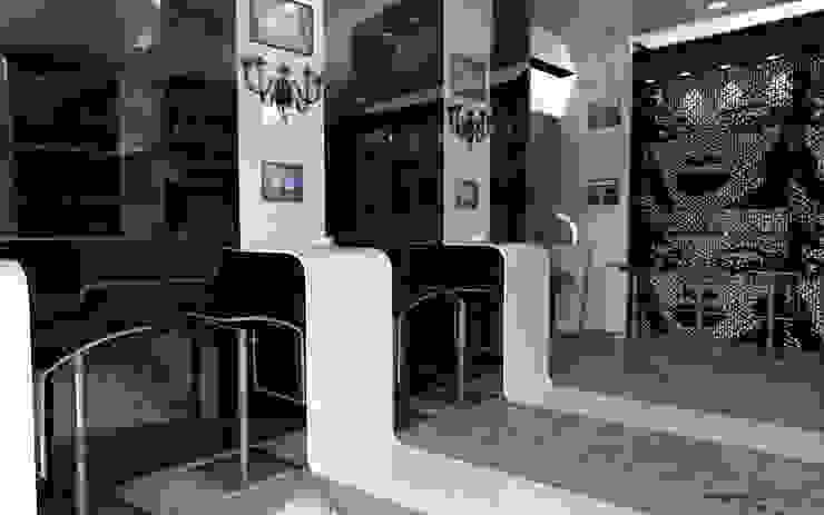 Bares y clubs de estilo moderno de Dadesign Interior Designer Moderno