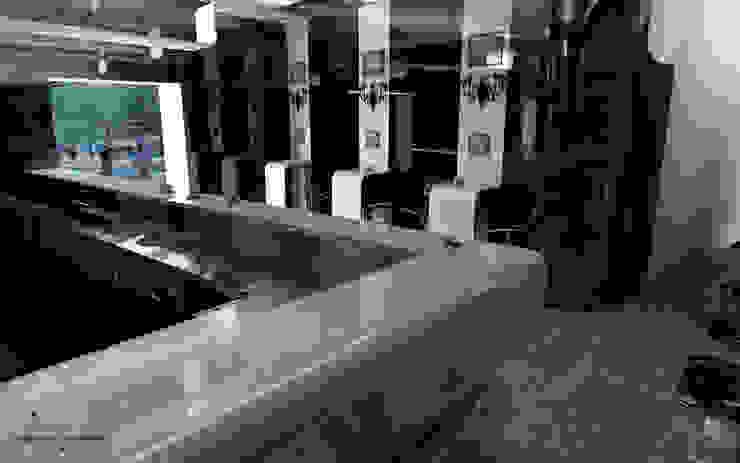 Бары и клубы в стиле модерн от Dadesign Interior Designer Модерн