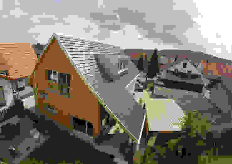 Дома в стиле модерн от Bogen Design GmbH Модерн