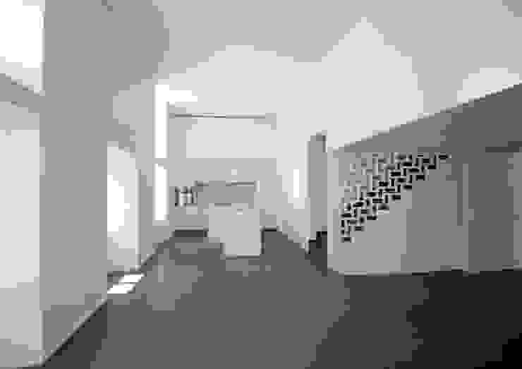 Гостиная в стиле модерн от Bogen Design GmbH Модерн