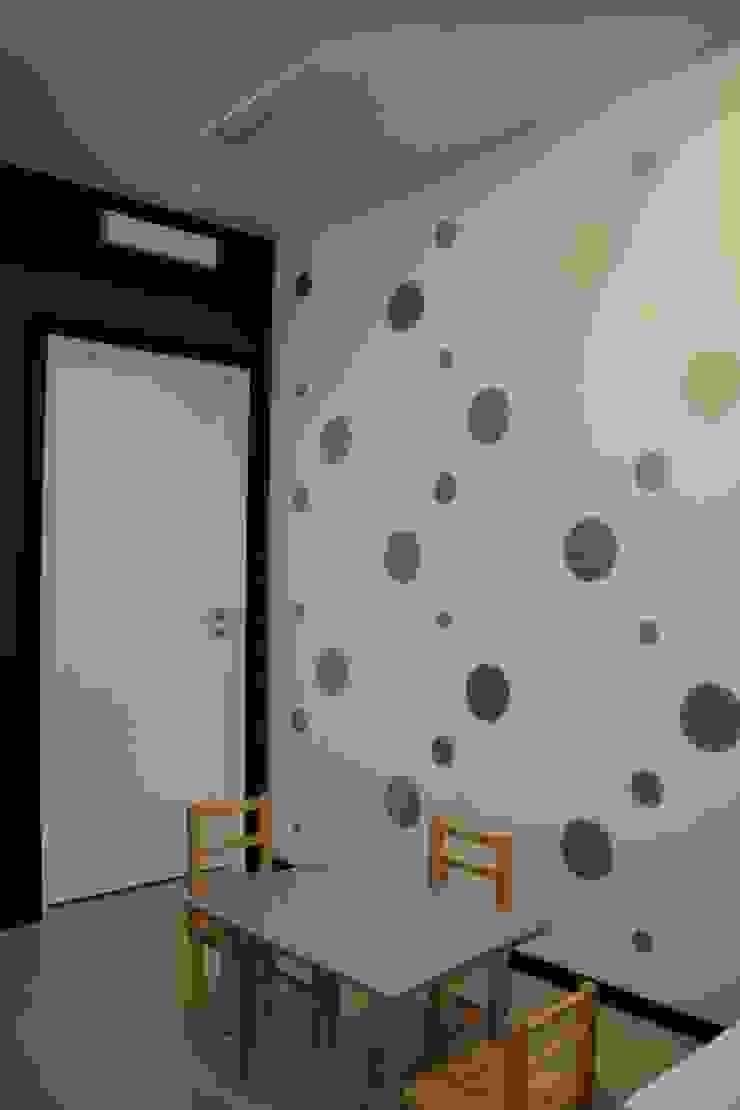 Кабинет логопеда Рабочий кабинет в эклектичном стиле от Anna Vladimirova Эклектичный