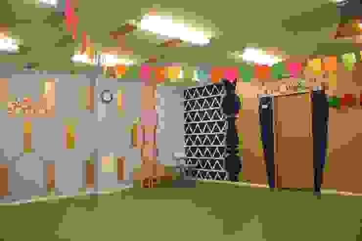 Детский садик <q>СЕМА</q> Столовая комната в эклектичном стиле от Anna Vladimirova Эклектичный