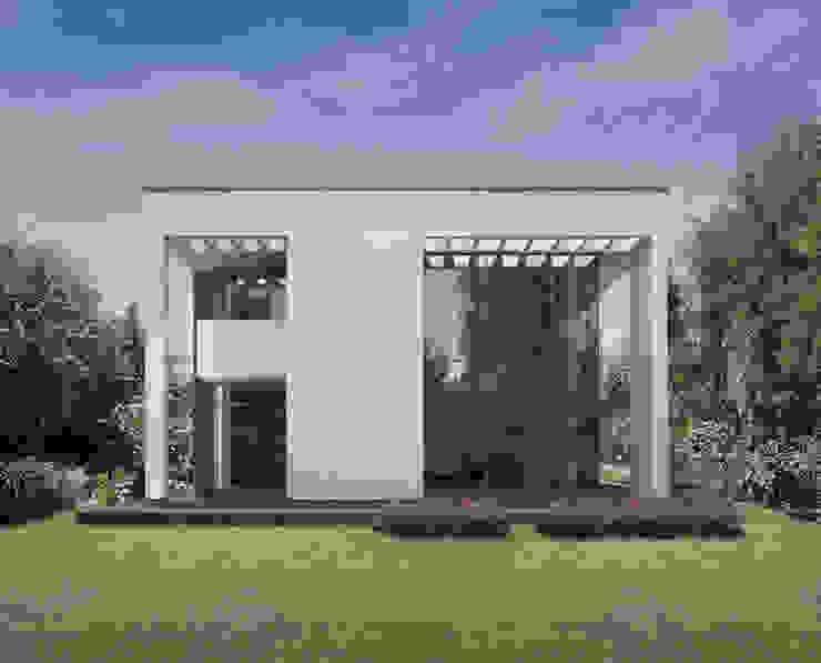 PAWEL LIS ARCHITEKCI Дома в стиле модерн
