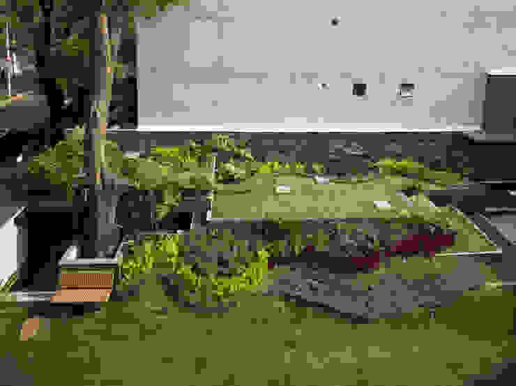 Jardins modernos por Cm2 Management Moderno