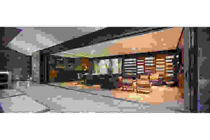 Salón ES Salones modernos de Cm2 Management Moderno