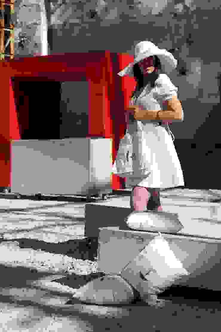 Дом мечты. Легкая мебель из бетона от Persian Primavera Минимализм