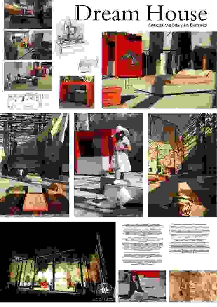 Дом мечты LIGHT FUTURE Дома в стиле минимализм от Persian Primavera Минимализм