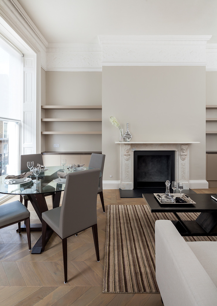 122 Harley Street by Sonnemann Toon Architects Класичний