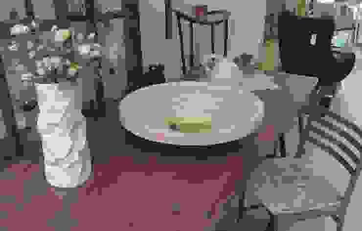 Twisted Bowl brass Mint shop London Moderne eetkamers van Studio Erwin Zwiers Modern