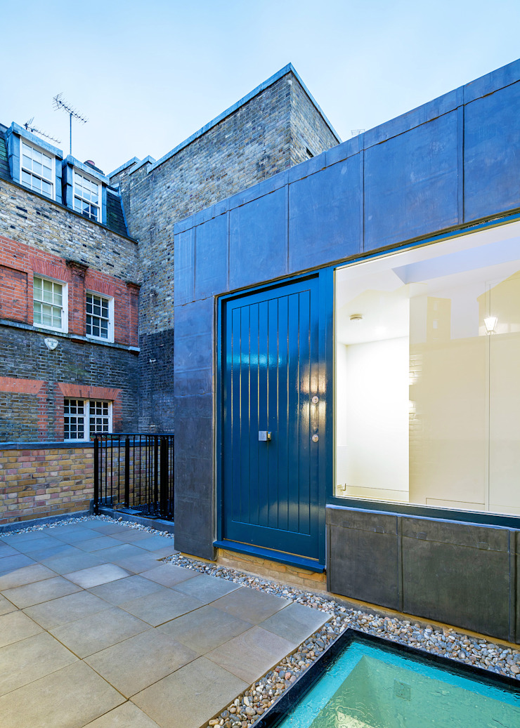 122 Harley Street Sonnemann Toon Architects Case in stile minimalista