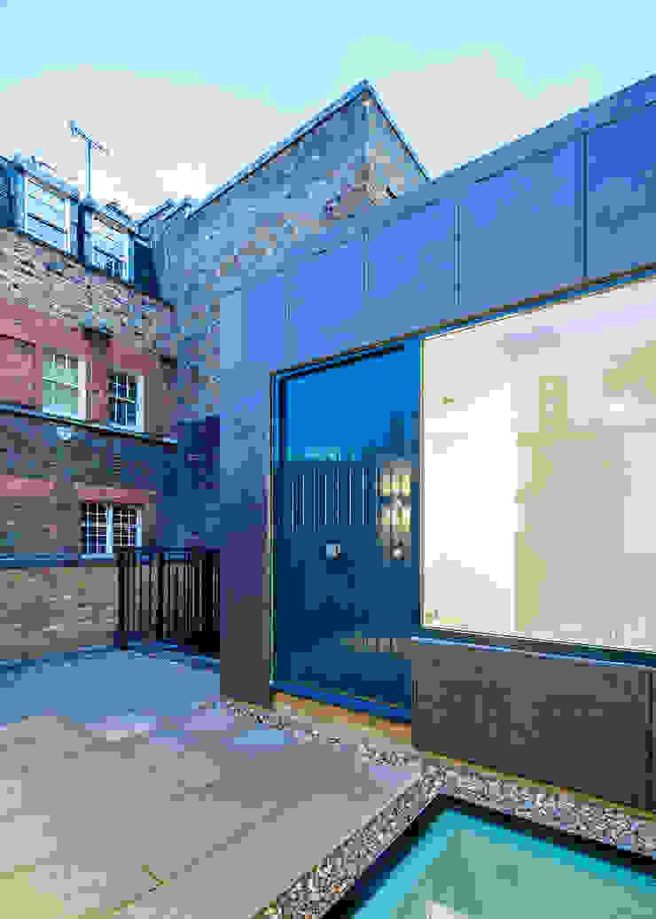 122 Harley Street Sonnemann Toon Architects Minimalistyczne domy