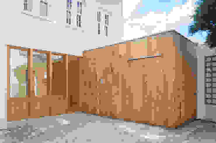 3 Devonshire Mews North by Sonnemann Toon Architects Скандинавський