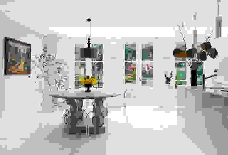 Vicarage Gardens Sonnemann Toon Architects Classic style kitchen