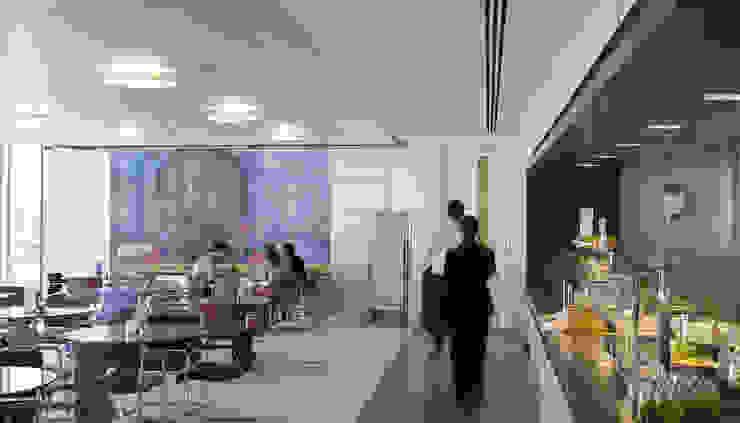 Pictet London Modern gastronomy by Sonnemann Toon Architects Modern