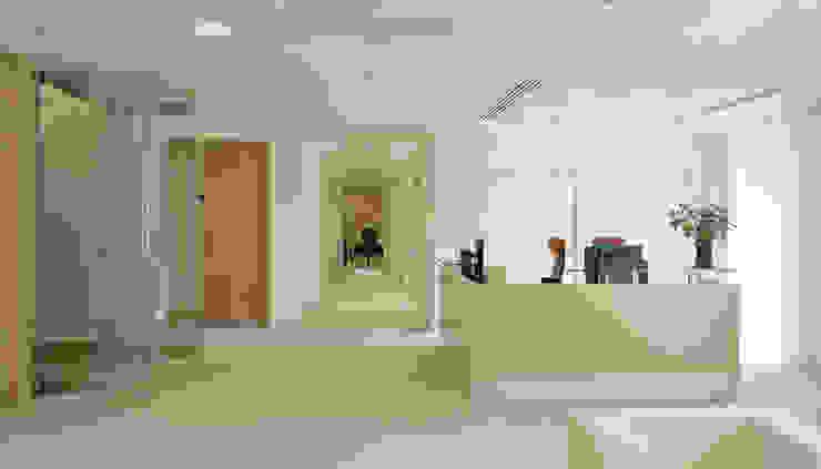 Altimo London Modern office buildings by Sonnemann Toon Architects Modern