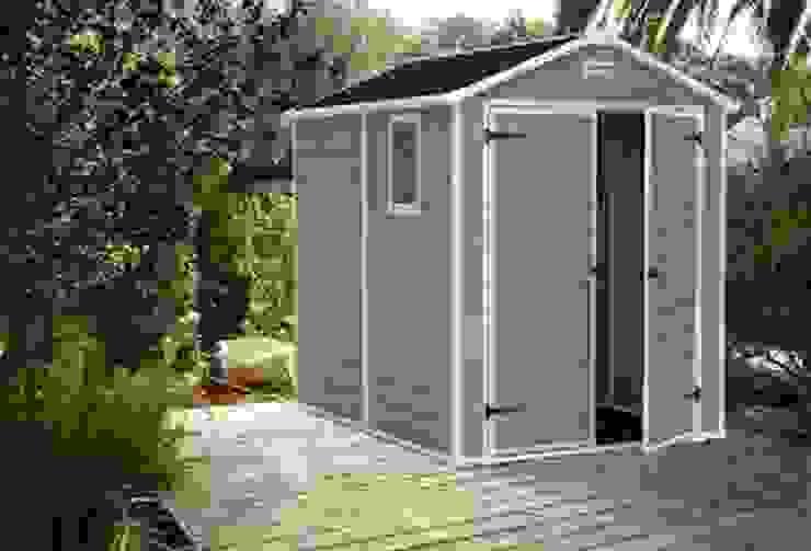 casetas y cobertizos para jardin y terraza de antas jardin s.l Industrial